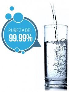 Purificadores con 99.99% de Pureza