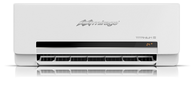 Mirage Titanium 5