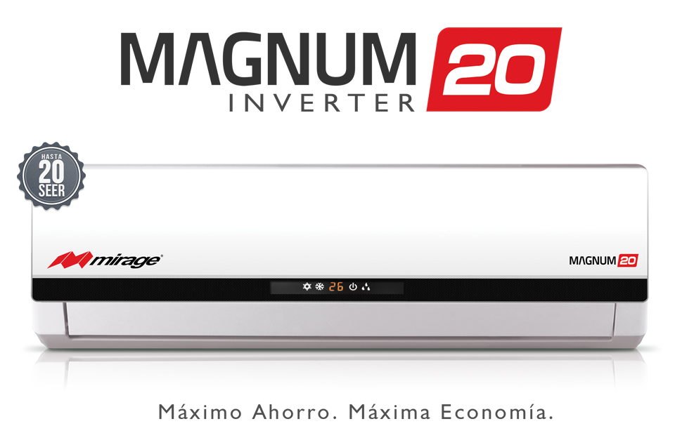 Magnum 20 SEER