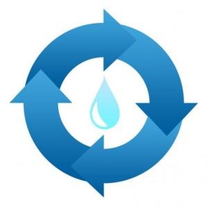 Flujo de Agua Purificada por filtro Mirage