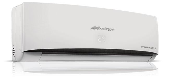 Aire mirage titanium 5 manual