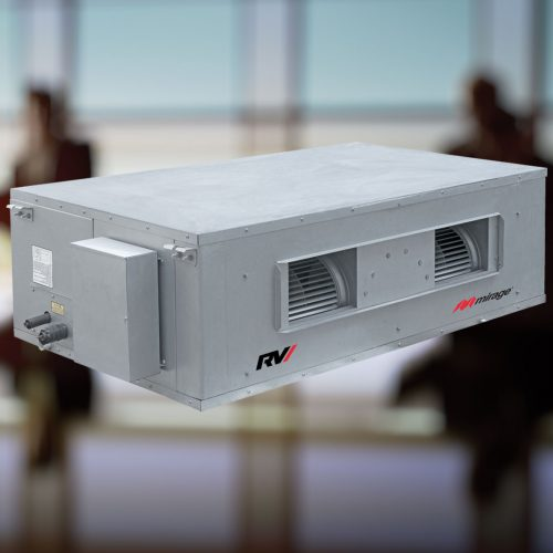 RVI Series Fan & Coil (A)
